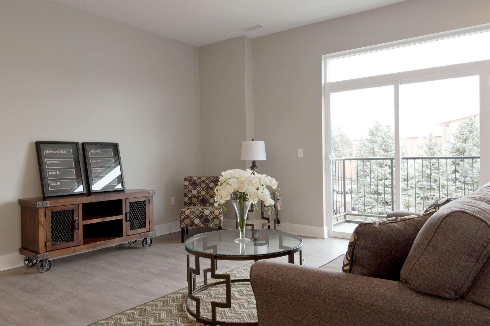 Fulton Spuare Apartments Located In Grand Rapids Michigan